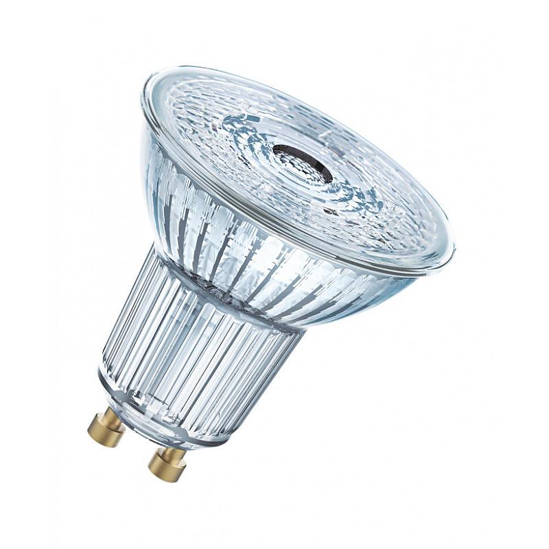 LED PARATHOM PAR16 DIM 80 60° 8,3W/827 230V GU10 OSRAM фото 2