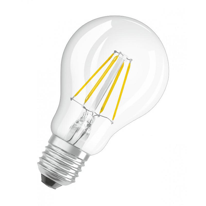 LED PARATHOM CL A40 DIM 4,5W/827 230V FIL E27 OSRAM фото 1