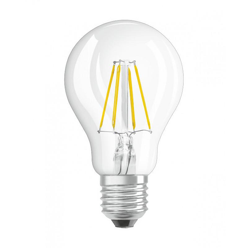 LED PARATHOM CL A40 DIM 4,5W/827 230V FIL E27 OSRAM фото 2
