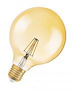 LED VINTAGE 1906 GLOBE 51 DIM 7W/825 230V FIL GD E27 OSRAM