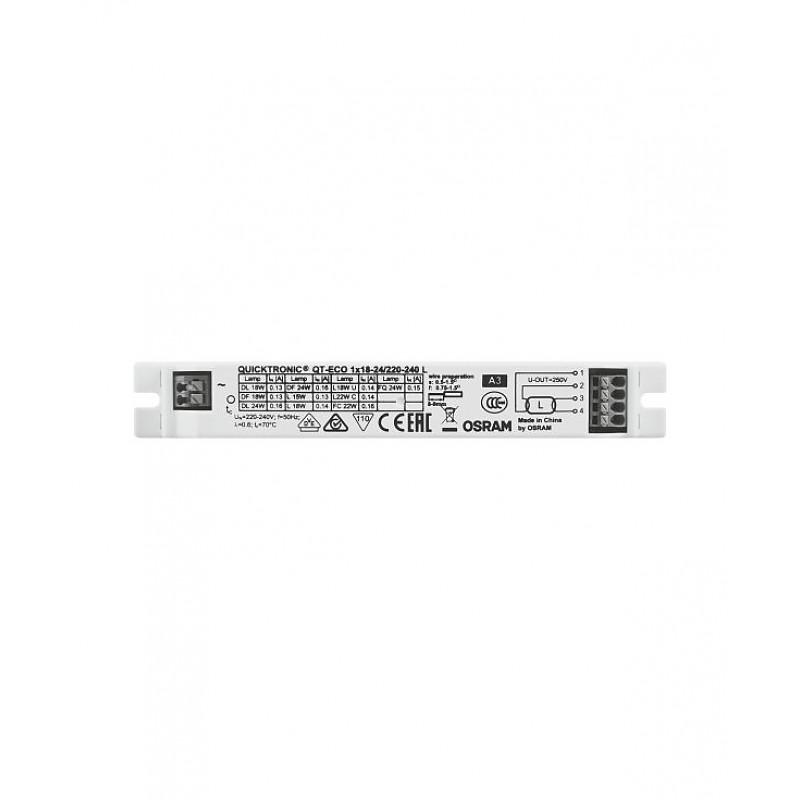 QT-ECO 1X18-24/220-240 L VS50 OSRAM фото 1