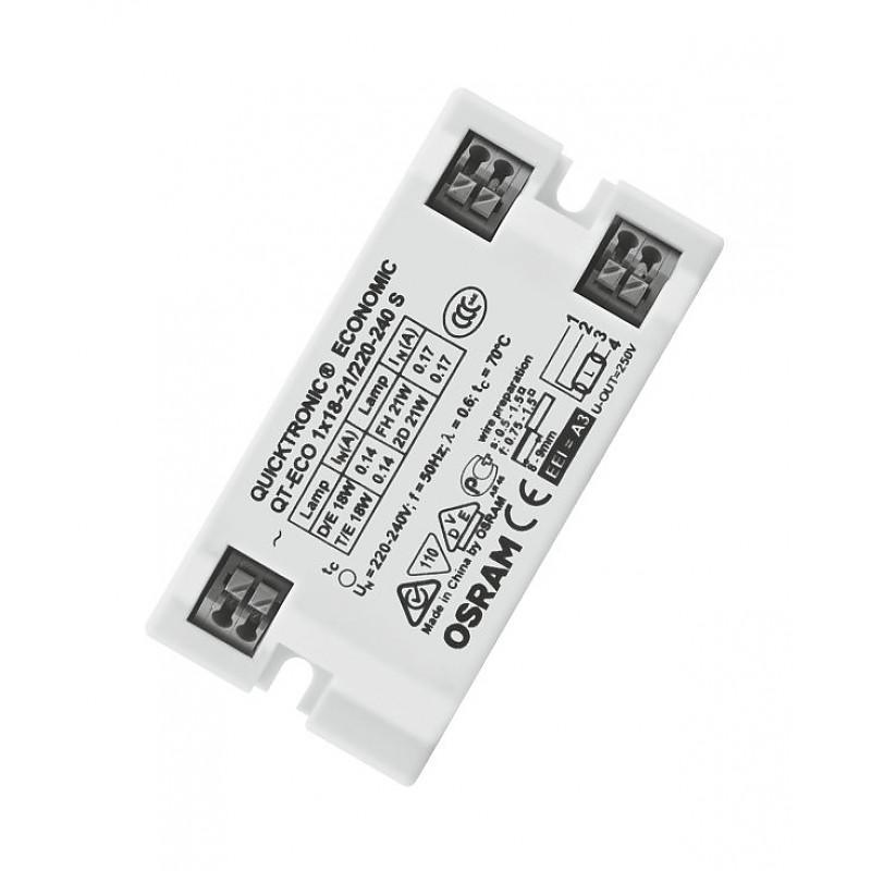 QT-ECO 1X18-21/220-240 S VS50 OSRAM фото 2