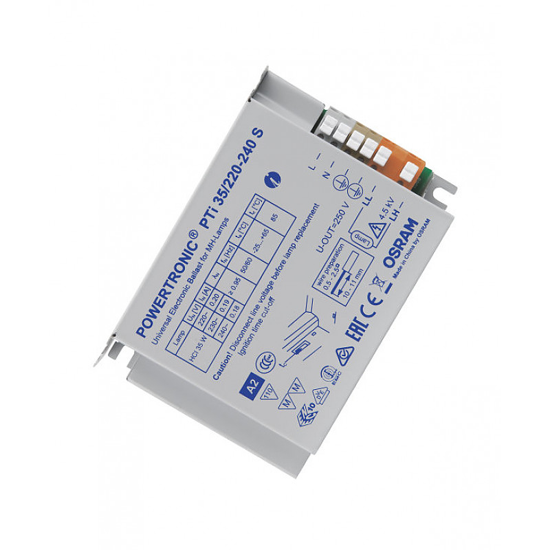 PTI 35/220-240 S VS20 OSRAM фото 2