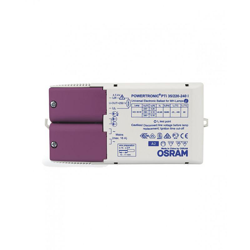 PTI 35/220-240 I VS20 OSRAM фото 1