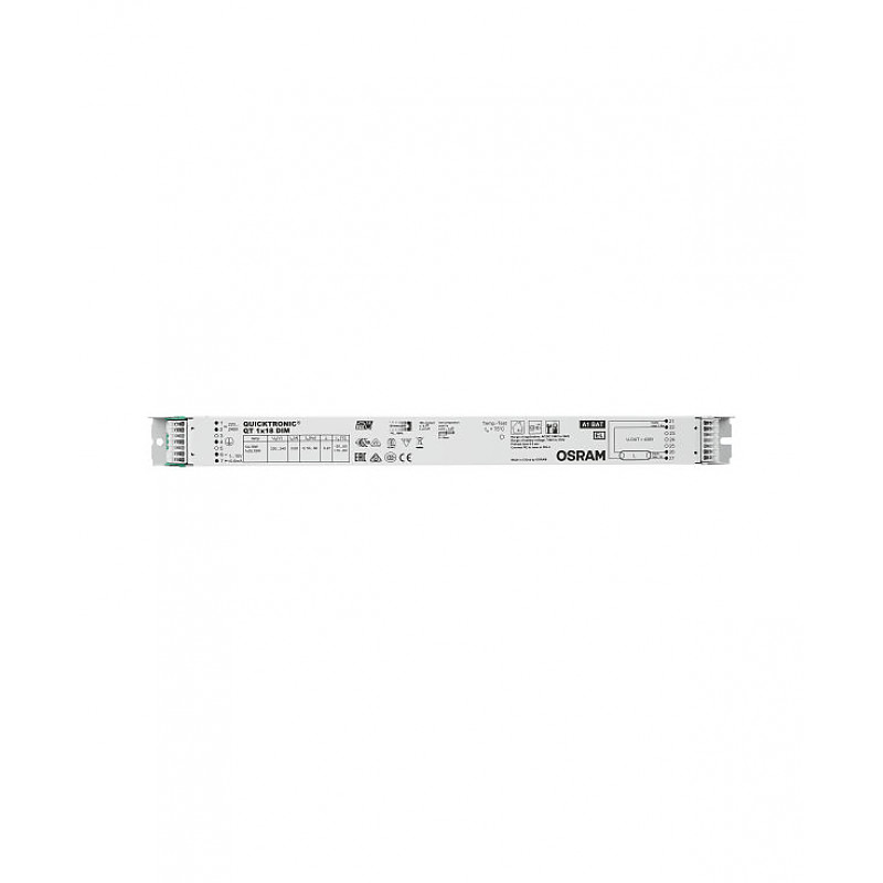 QT 1X18/220-240 DIM VS20 OSRAM фото 1