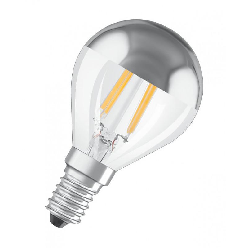 LED PARATHOM CL P31 MIRROR 4W/827 230V FIL E14 OSRAM фото 1