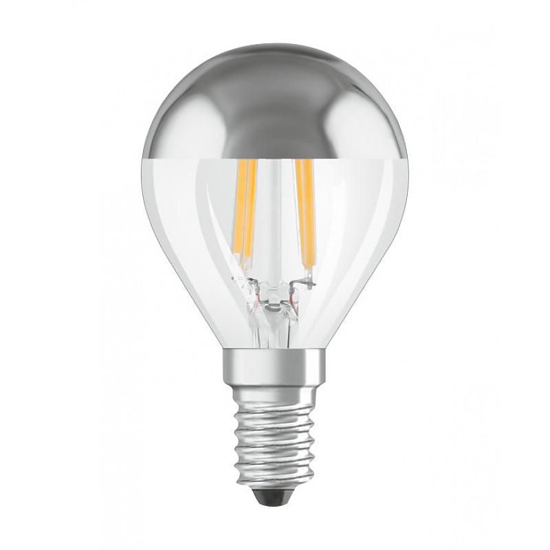 LED PARATHOM CL P31 MIRROR 4W/827 230V FIL E14 OSRAM фото 2