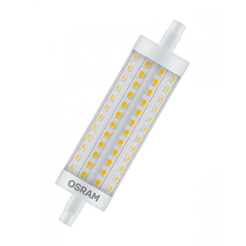 LED PARATHOM LINE 118 125 DIM 15W/827 230V R7S OSRAM фото 1