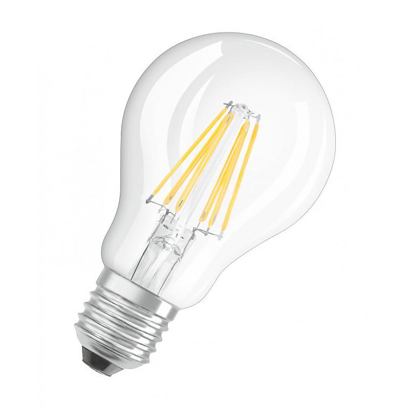 LED STAR CLA75 7,5W/827 230V FIL E27 OSRAM фото 3