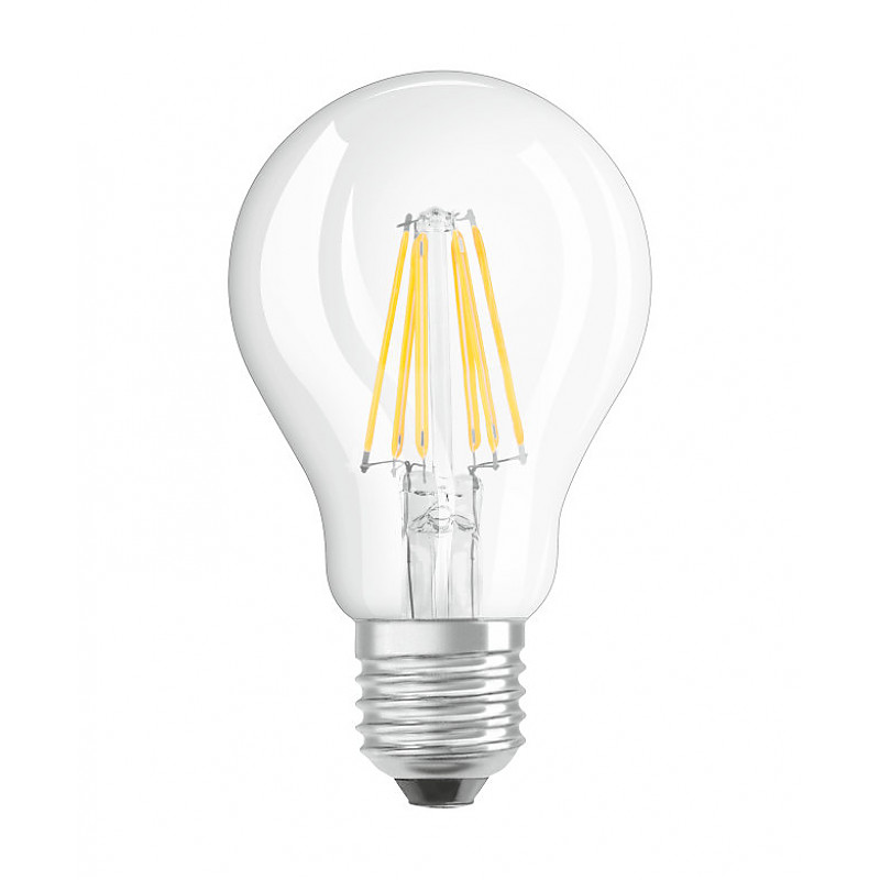 LED STAR CLA75 7,5W/827 230V FIL E27 OSRAM фото 2
