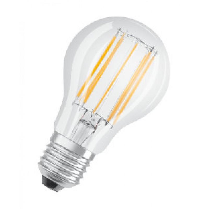 LED PARATHOM CL A100 DIM 12W/827 230V FIL E27 OSRAM фото 2