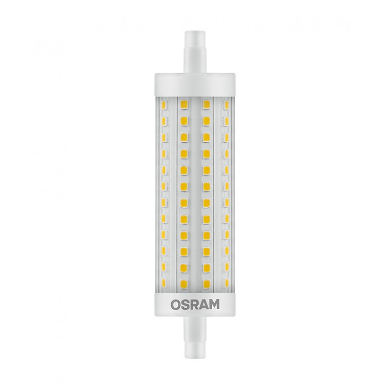 LED PARATHOM LINE 118 125 DIM 15W/827 230V R7S OSRAM фото 2