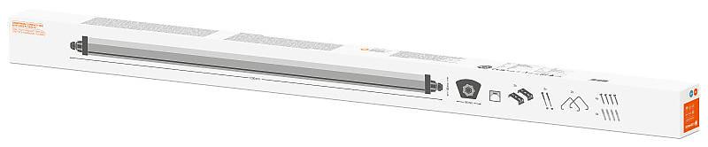 DAMP PROOF COMPACT 1200 44W/6500K GR IP65 LEDVANCE фото 2