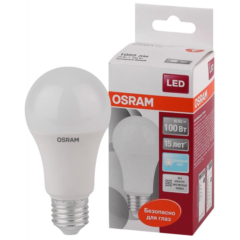 LED STAR CLA100 10W/840 230V FR E27 OSRAM фото 2
