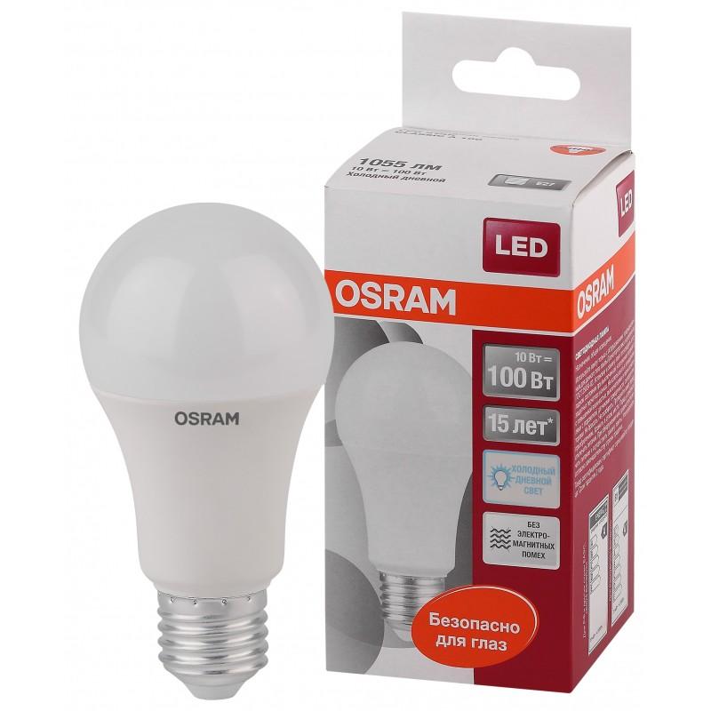 LED STAR CLA100 10W/865 230V FR E27 OSRAM фото 1